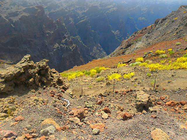 002 berghaenge caldera